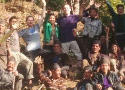 Die fleißigsten Gräber Nepals!