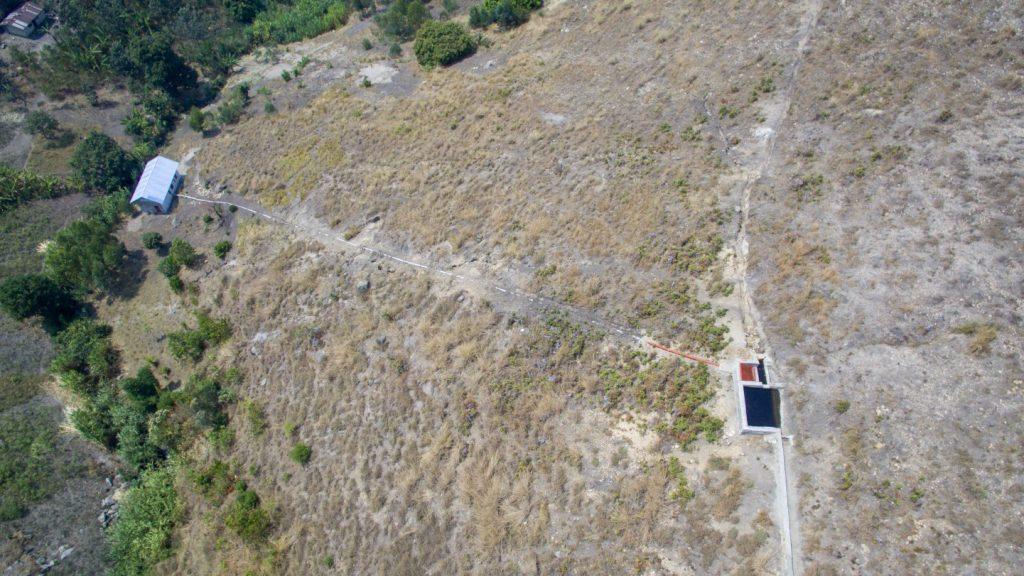 Die von PROLASA durchgeführten Baumaßnahmen am zweiten Kraftwerk sind nahezu abgeschlossen.