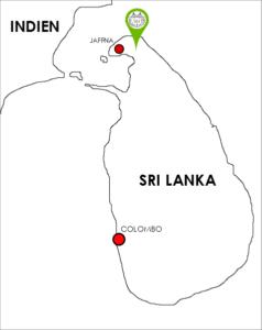 Sri Lanka Karte_Papadam