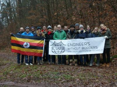 Insgesamt 15 Mitglieder verbrachten ein gemeinsames Arbeitswochenende in der Pfalz