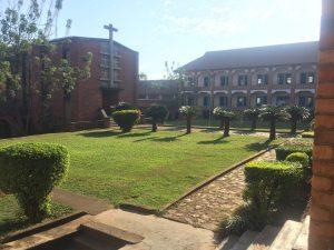 Kisubi Seminary school - der Hauptsitz des Ordens von Father Ssonko