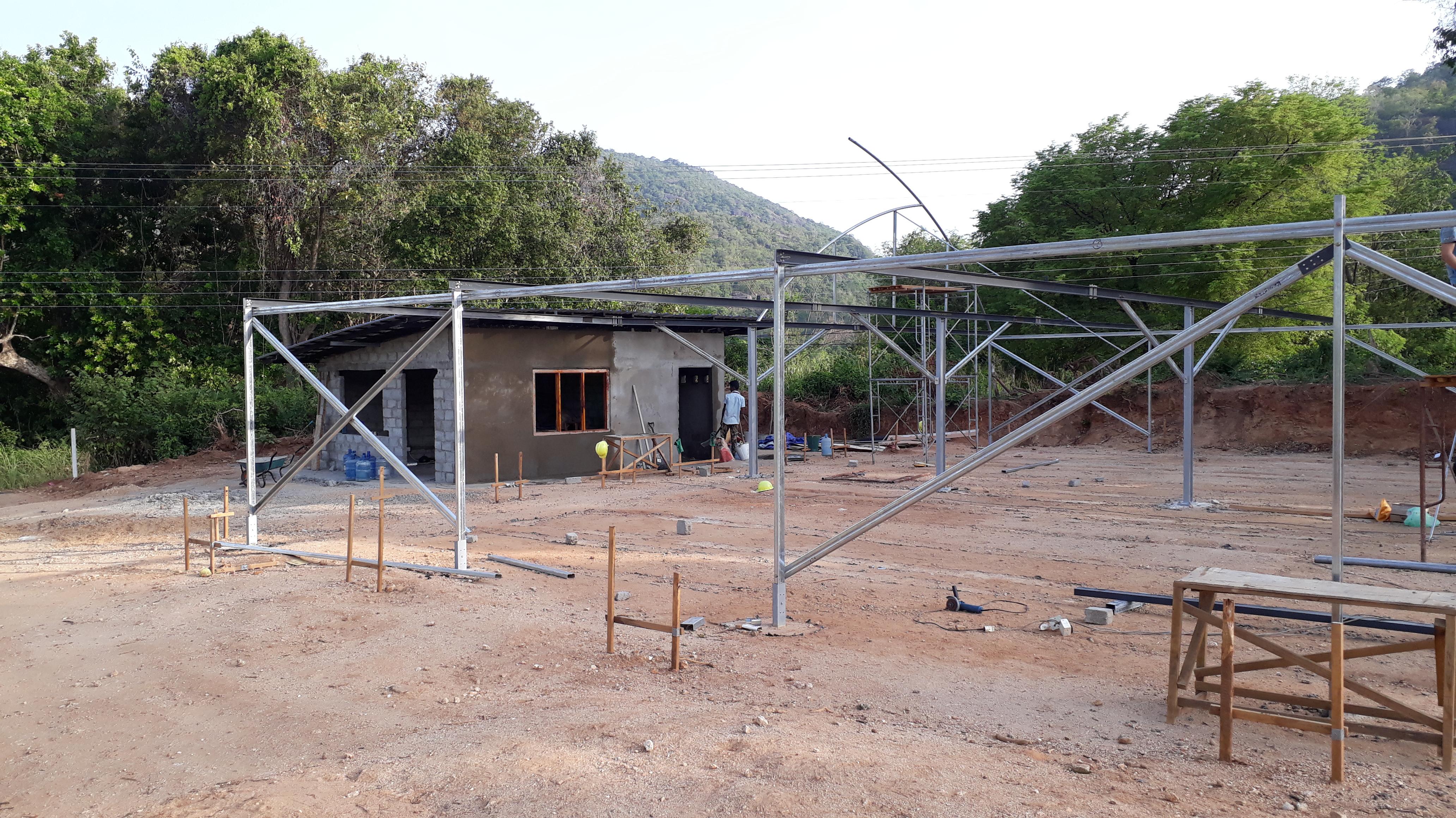 Bauphase 2018