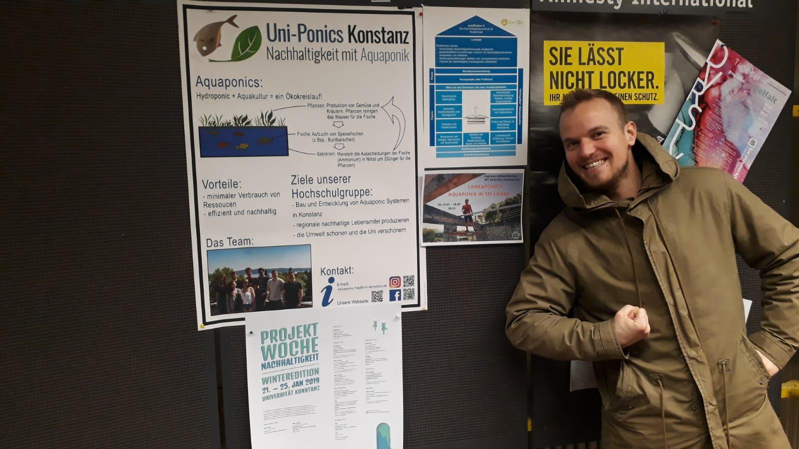 Besuch Uni-Ponics Konstanz